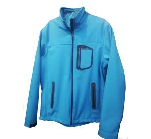 Campera City Soft Shell Rotpunkt