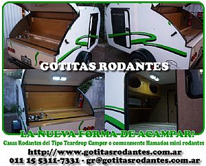 MINI RODANTE GOTITA RODANTE BASE